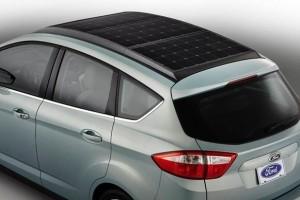 Carro elétrico movido a energia solar