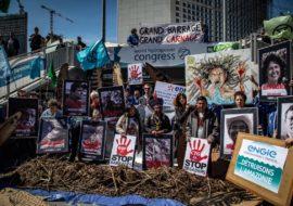 Lideranças e organizações denunciam falsas promessas das barragens
