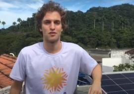 Brasileiro é finalista de prêmio global da ONU com projeto de energia solar em favelas do Rio