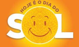 Dia do Sol – Fonte de energia para a vida